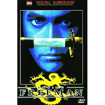 Crying Freeman Película Dvd Mark Dacasco -Vd7733A