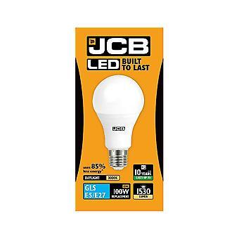 JCB LED A60 1520lm Opal 15w E27 2700k