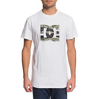 DC Star 3 T-Shirt à manches courtes en Blanche-Neige/Camo