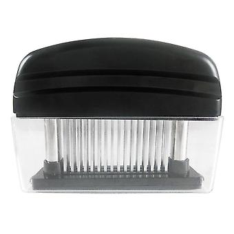 Loose Meat Machine Meat Tenderizer Needle With 48 Stainless Steel Blades Kitchen Tools