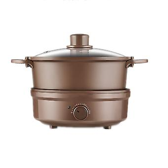 Multifunctional cooking pot electric hot pot household electric cooker