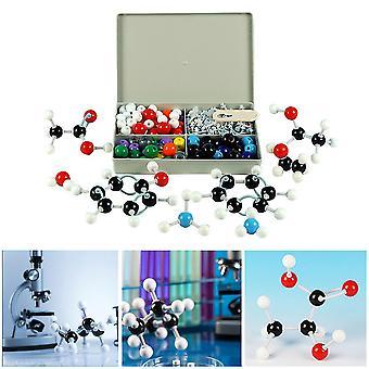 ערכת ערכות מודלים מולקולריים אטומים כימיה - מודל חינוכי מדעי כללי
