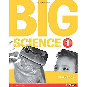 Big Science 1 Workbook (Big English)