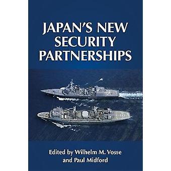 Novas parcerias de segurança do Japão Além da aliança de segurança Manchester University Press