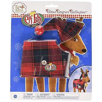 Board games elf on the shelf claus couture fa-la-la reindeer pajamas