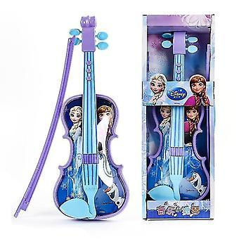 Disney Frozen Princess Violon Instrument de musique Jouet