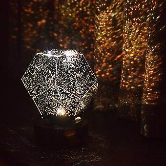 Music Starry Sound-activated  Night Light Lamp