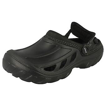 Mens Crocs Slip On Clogs Crostrail Men