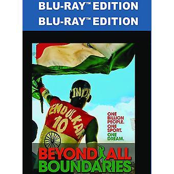 Beyond All Boundaries [Blu-ray] USA import