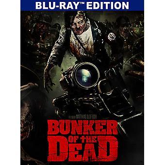 Bunker av döda [Blu-ray] USA import