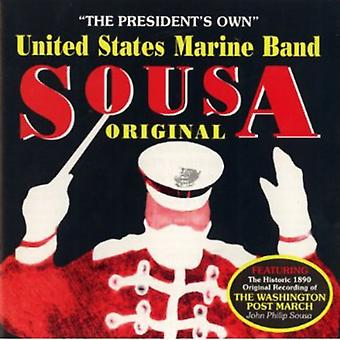 U.S. Marine Band - Sousa Original [CD] USA import