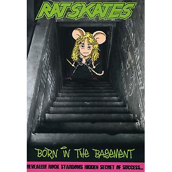 Rat Skates - Born in the Basement [DVD] USA import