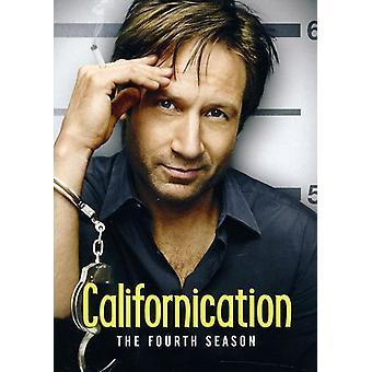 Californication: Season 4 [DVD] USA import