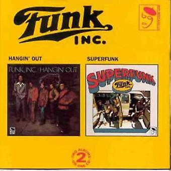Funk Inc. - Hangin' Out/Superfunk [CD] USA import
