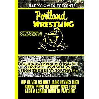 Barry Owen Presents Portland Wrestling V [DVD] USA import