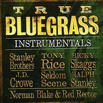 True Bluegrass Instrumentals - True Bluegrass Instrumentals [CD] USA import