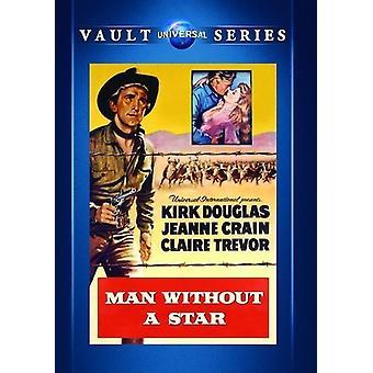 Importação de EUA homem sem a Star [DVD]