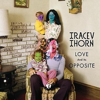 Tracey Thorn - importation USA Love et son opposé [CD]