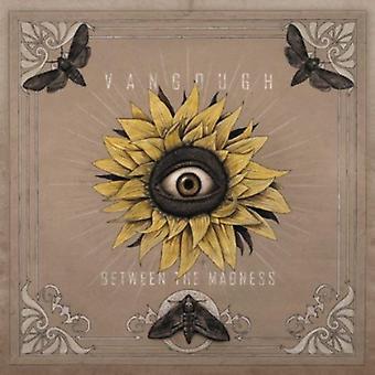 Vangough - Between the Madness [CD] USA import
