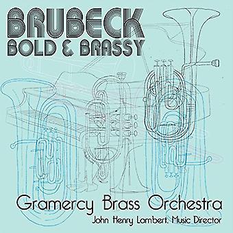 Grammercy Brass Orchestra - Brubeck and Brass [CD] USA import