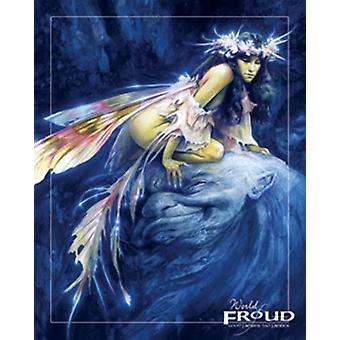 Little Nell Poster Poster Print von Brian Froud