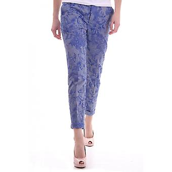 Paul Smith Womens Trousers Tapered Style In Cotton