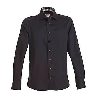 J Harvest & Frost Mens Regular Fit 20 Button Up Formal Shirt