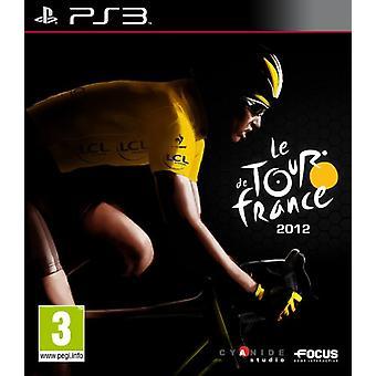 Tour de France 2012 (PS3)-nieuw