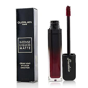 Guerlain Intense Liquid Matte Creamy Velvet Lipcolour - # M69 Attractive - 7ml/0.23oz