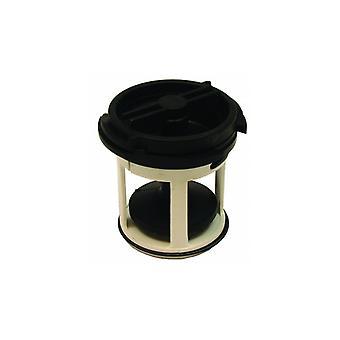 Boblebad vaskemaskin pumpe Filter