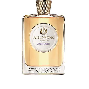 Atkinsons Amber Empire Eau de toilette 3.3 oz / 100ml New In Box