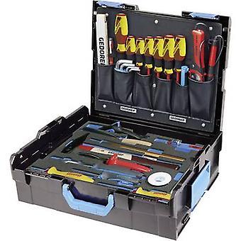 Gedore 2658208 Trades people Tool box (+ tools) 36-piece (L x W x H) 442 x 357 x 151 mm