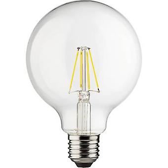 Müller-Licht LED (monochrome) EEC A++ (A++ - E) E27 Globe 8 W = 75 W Warm white (Ø x L) 95 mm x 140 mm dimmable, Filament 1 pc(s)