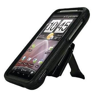 Body Glove Snap-on asia HTC ThunderBolt - musta (9208501)