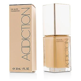 Addiction The Glow Foundation Spf 20 - # 008 (pure Beige) - 30ml/1oz