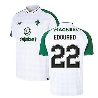 قميص بعيداً لكرة القدم 2018-2019 سلتيك (إدوارد 22)