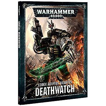 Games Workshop Warhammer 40.000 Codex Adeptus Astartes Deathwatch