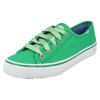 Womens Keds Canvas Double Up