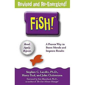 Pesce! -Un modo straordinario per aumentare il morale e migliorare i risultati di Stephe