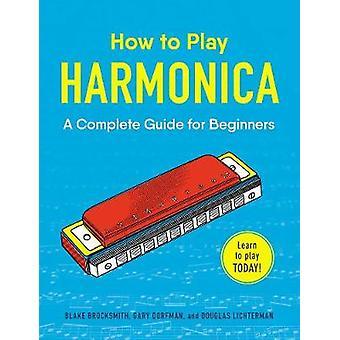 كيفية لعب هارمونيكا--دليل كامل للمبتدئين بقضية بليك
