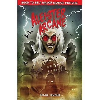 Aleister Arcane by Breehn Burns - Steve Niles - 9781631408281 Book
