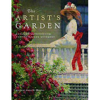 Jardín del artista - impresionismo americano y el movimiento de jardín b