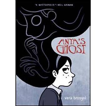 Anya's Ghost av Vera Brosgol - 9781596435520 bok