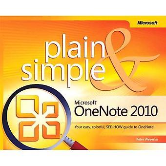 Microsoft OneNote 2010 Plain and Simple