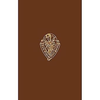 Boethius: De Consolatione Philosophiae: translated by John Walton (Early English Text Society Original Series)