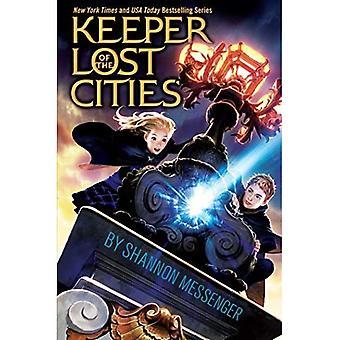 Opiekun zaginionych miast