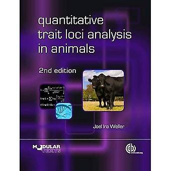 Quantitative Trait Loci analyse chez les animaux (Cabi) (textes modulaires)
