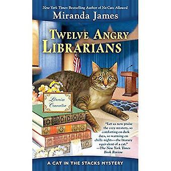 Dodici i bibliotecari arrabbiati
