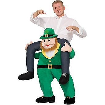 Funny Leprechaun Adult Costume