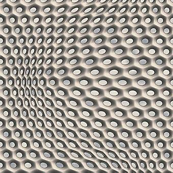 3D Behang Retro geometrische plakken de muur textuur Vinyl Wave kam AS creatie
